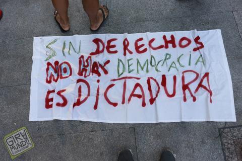 Más Derechos, Más Democracia.