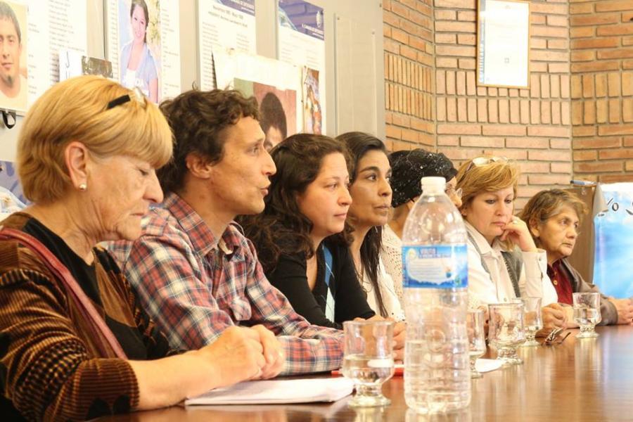 Las madres exigen justicia al Estado Provincial