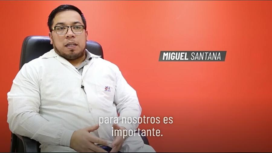 Miguel Santana - Ingenierio Industrial
